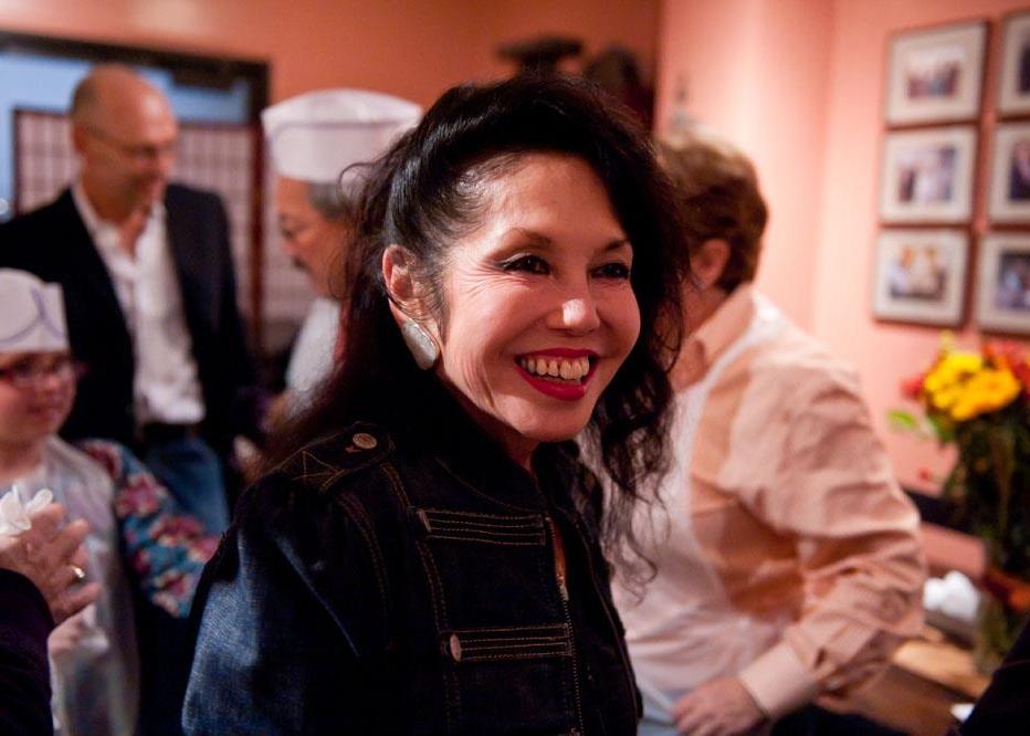 <h2>Janice Mirikitani, Glide Memorial Church</h2>