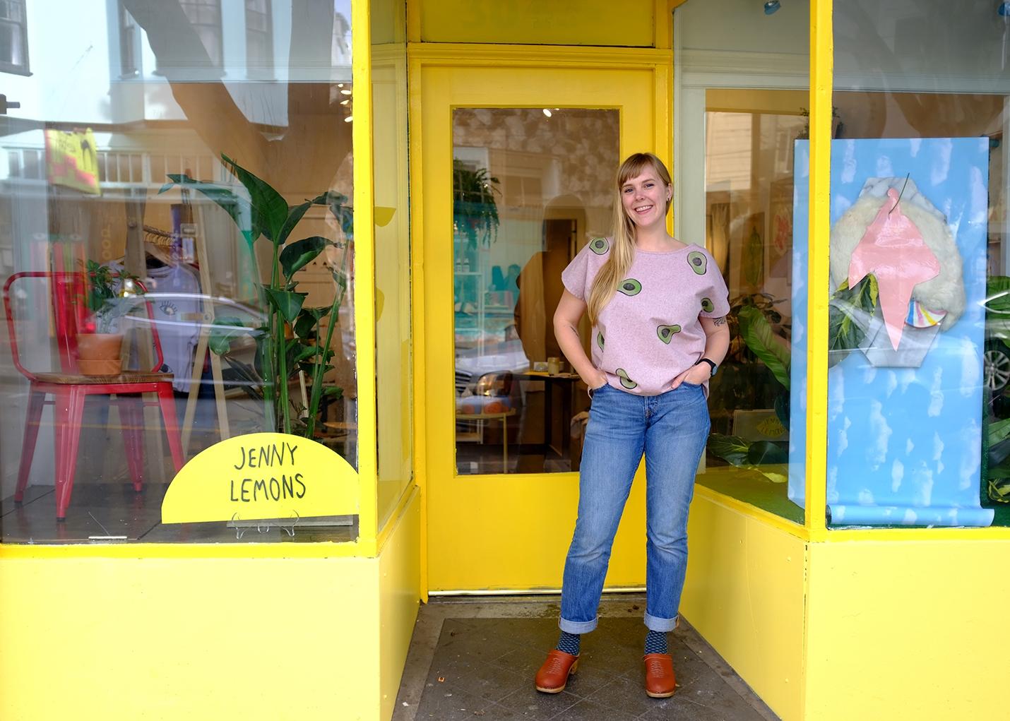 <h2>Jennie Lennick, Creator of Jenny Lemons</h2>