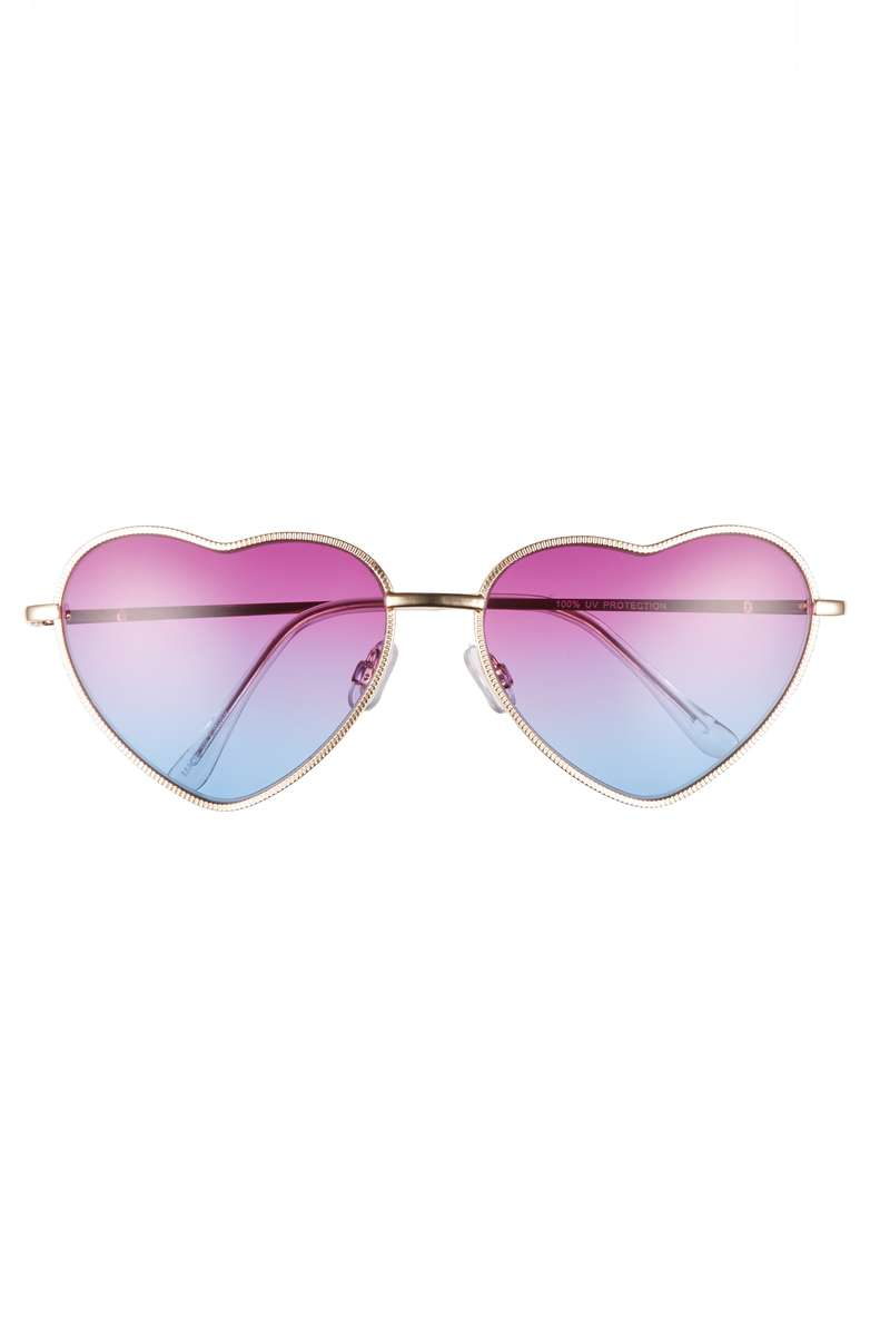 BP Heart Sunglasses, $14