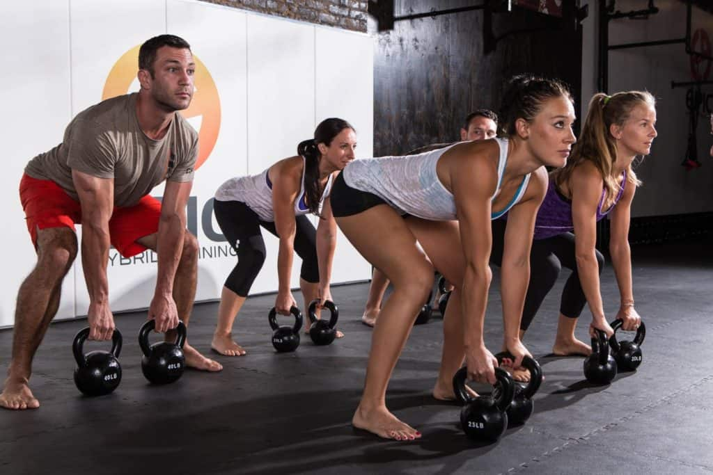 Photo: Epic Hybrid Training