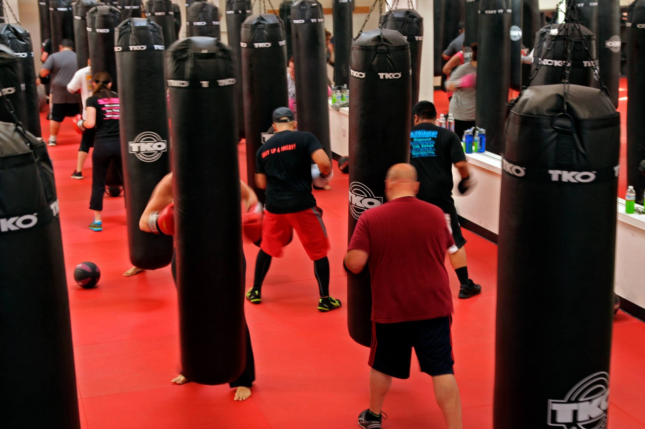 Sobekick  .Several of the local models I've worked with hit up this Emeryville boxing gym, so it's perfect if you're looking for that model-approved vibe.Check it out for boxing, kickboxing, self-defense, boot camp, and yoga.