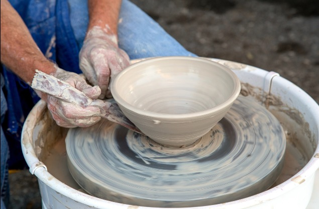 Clay by the Bay Pottery Classes
