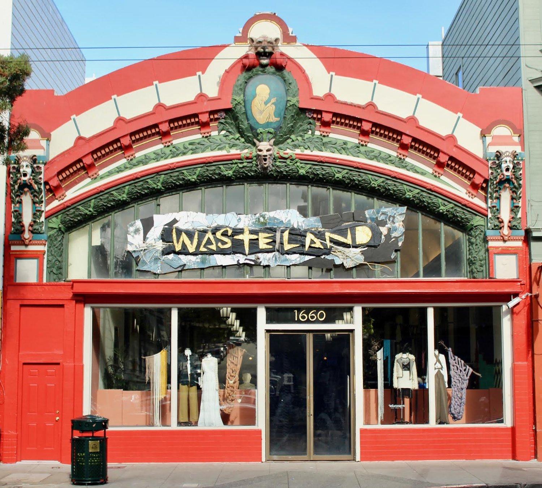Photo: Wasteland