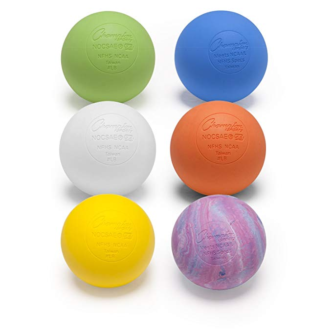 Lacrosse Ball, $6 - For myofascial release on the plane or the ground, pack a lacrosse ball. Pro-tip: you can buy one for about $3 IRL at Sports Basement.