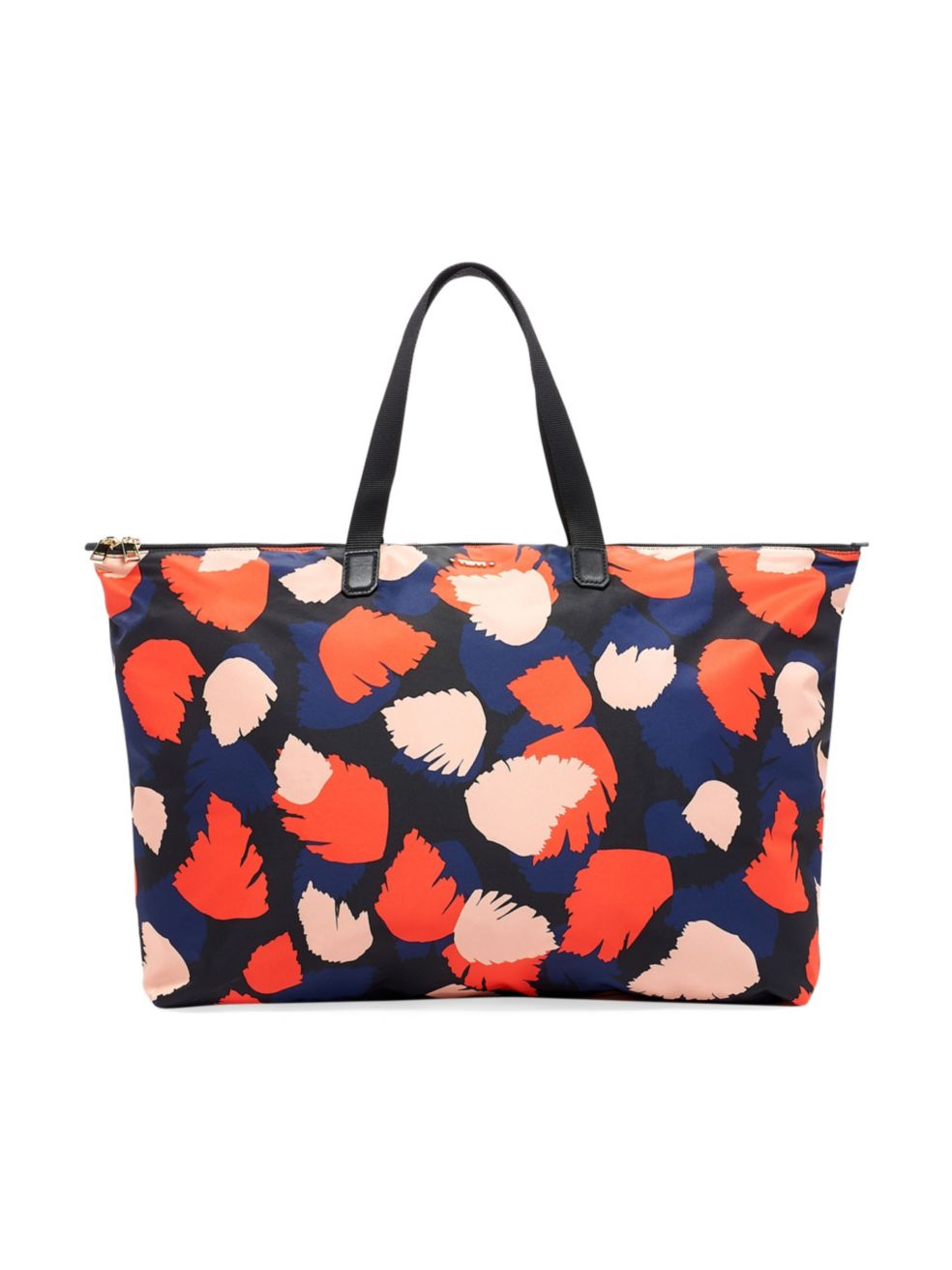 Printed Tote, $70 at Saks Fifth Avenue