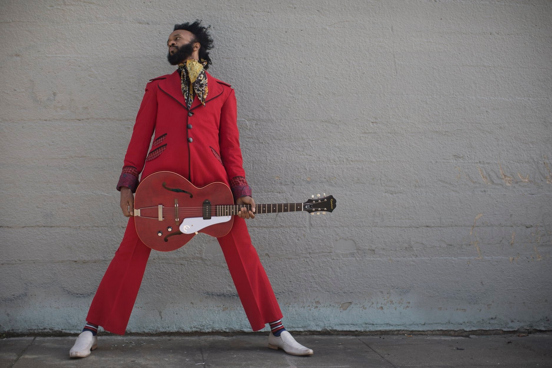 Fantastic Negrito, one of the performers at HSB '19