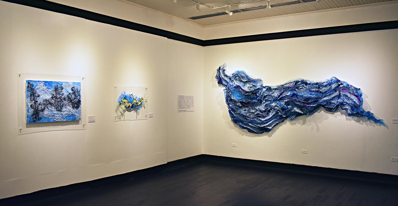 Museo Casa Roig's Gallery installation