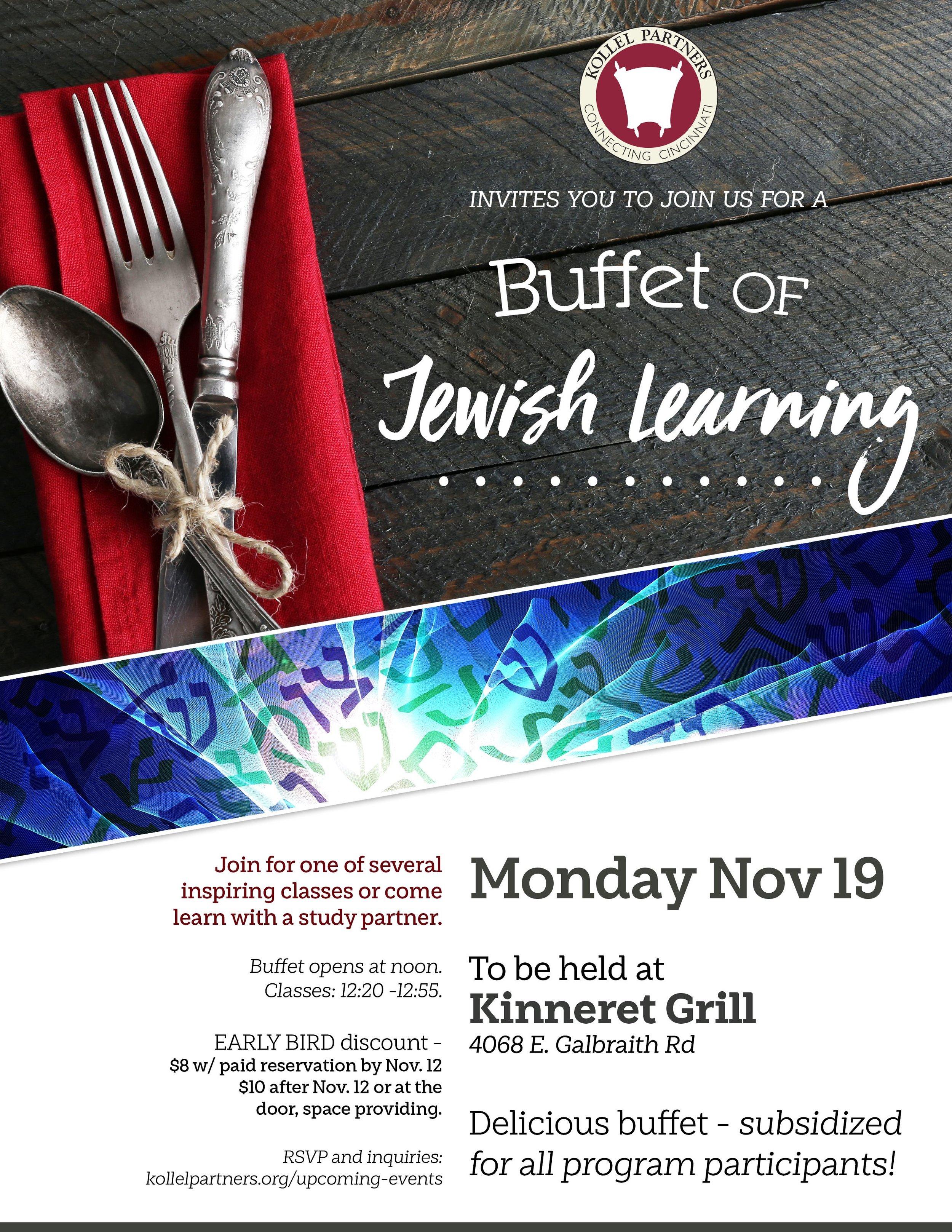 buffet nov