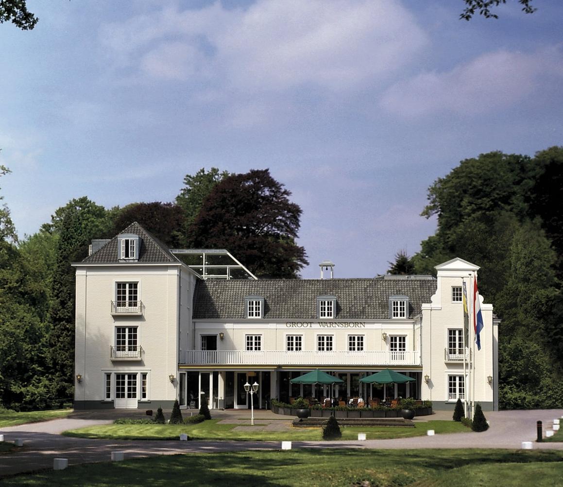 Groot Warnsborn - Kom tot rust op de Veluwezoom. Op 5 minuten afstand van het centrum van Arnhem vindt u Groot Warnsborn. Voor een overnachting maar ook lunch of diner. U bent alle dagen welkom.www.grootwarnsborn.nl