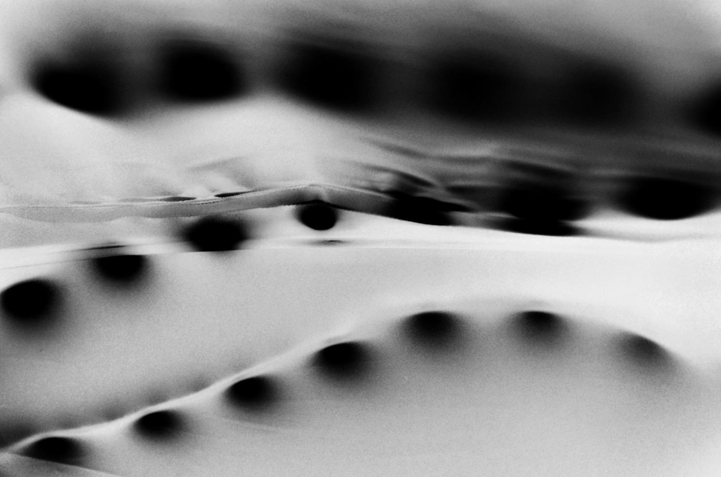 NONI ZHANG   La inspiración de Noni surge de su propia historia y del entorno que le rodea. Sus vías de expresión son la fotografía, la pintura y la escultura. El centro de su obra son las lineas puras a las que añade un elemento disruptivo.    view more...