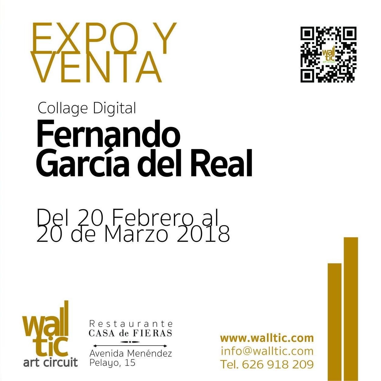 Expo Arte Fernando Garcia del Real