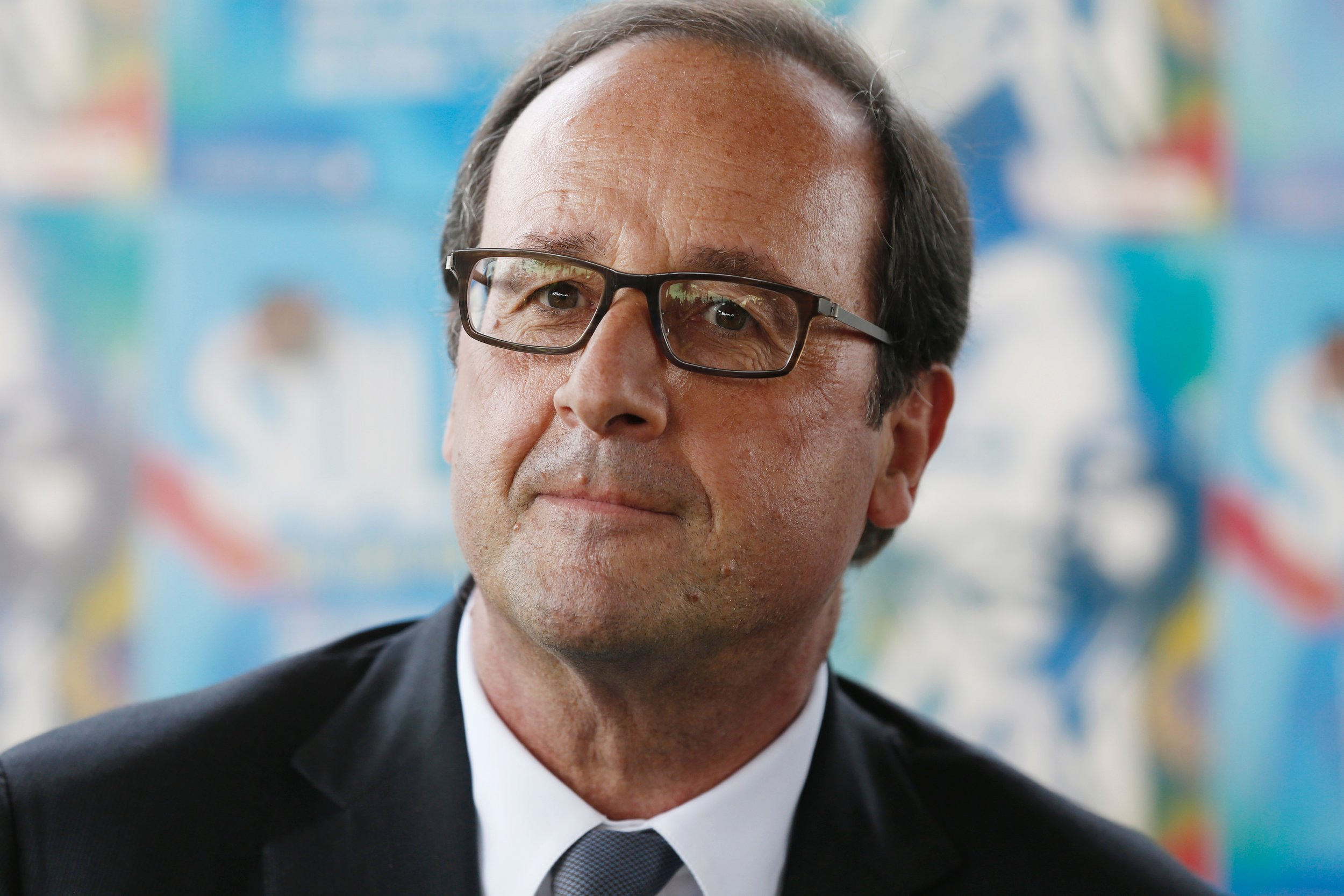Francois Hollande - French Polititician, President