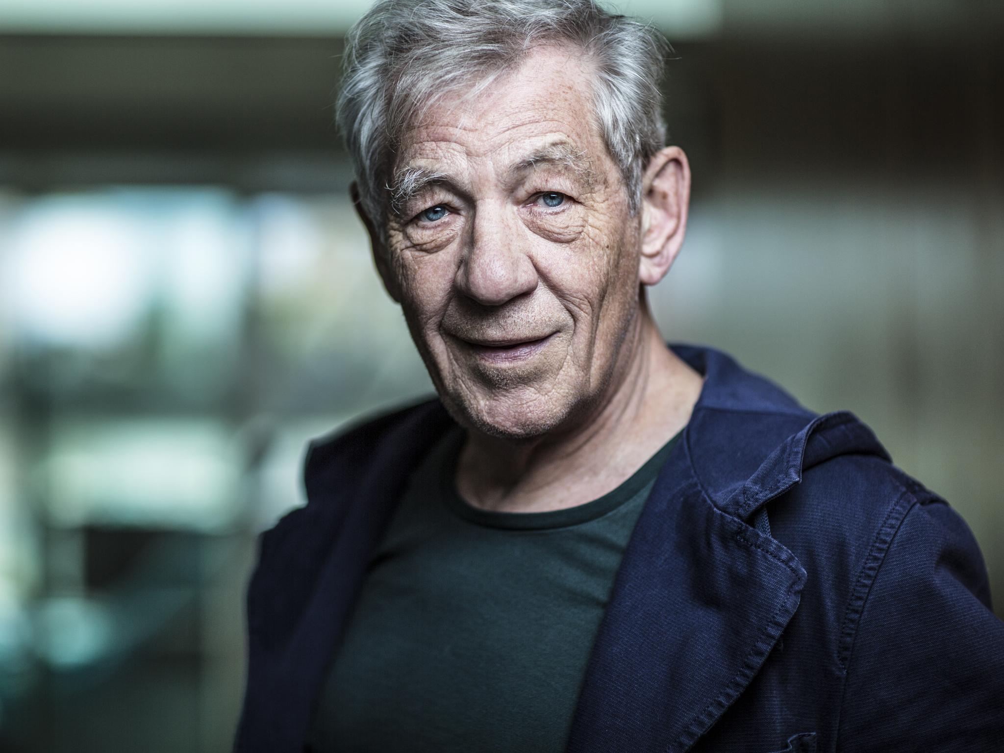 Ian McKellen - Actor