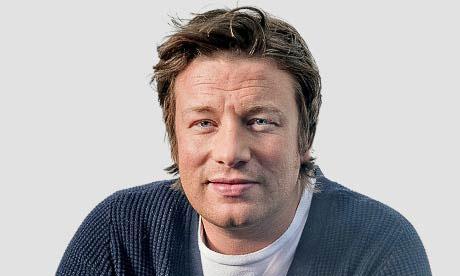 Jamie Oliver - Chef, TV Host, Author