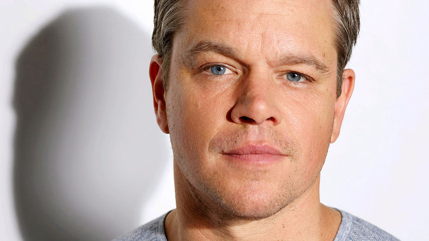 Matt Damon - Actor