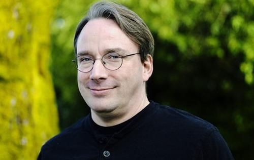 Linus Torvalds - Creator of Linux OS