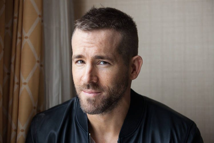 Ryan Reynolds - Actor