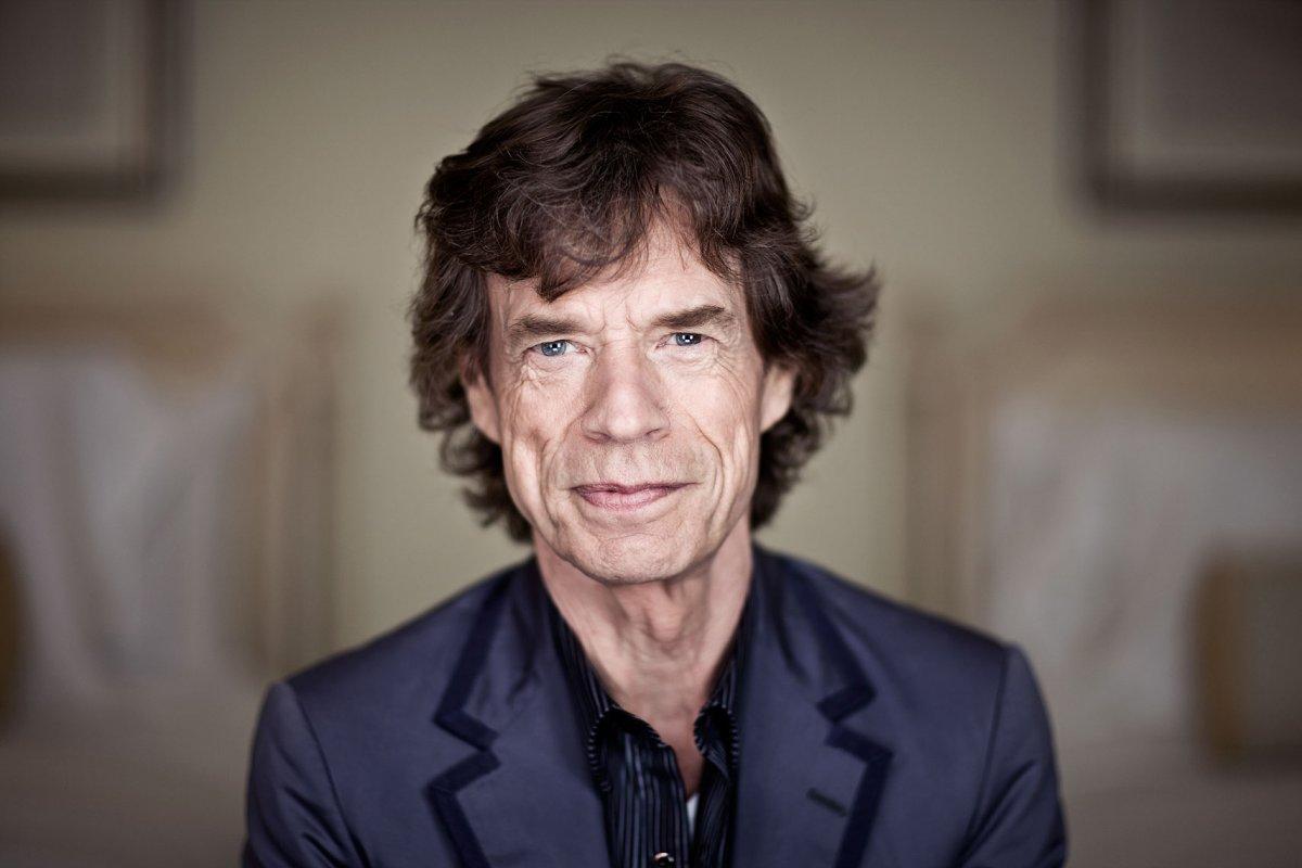 Mick Jagger - Rock Icon