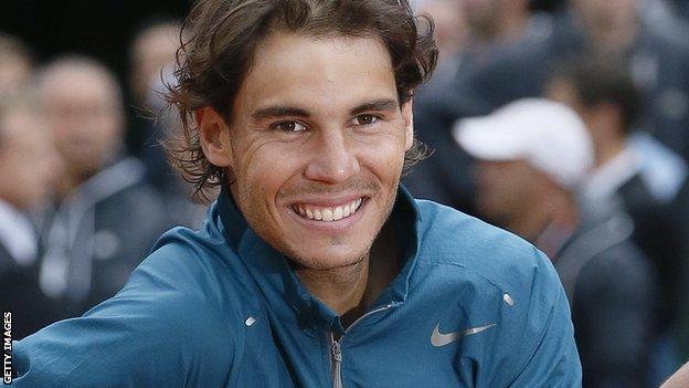 Rafael Nadal - Tennis Athlete