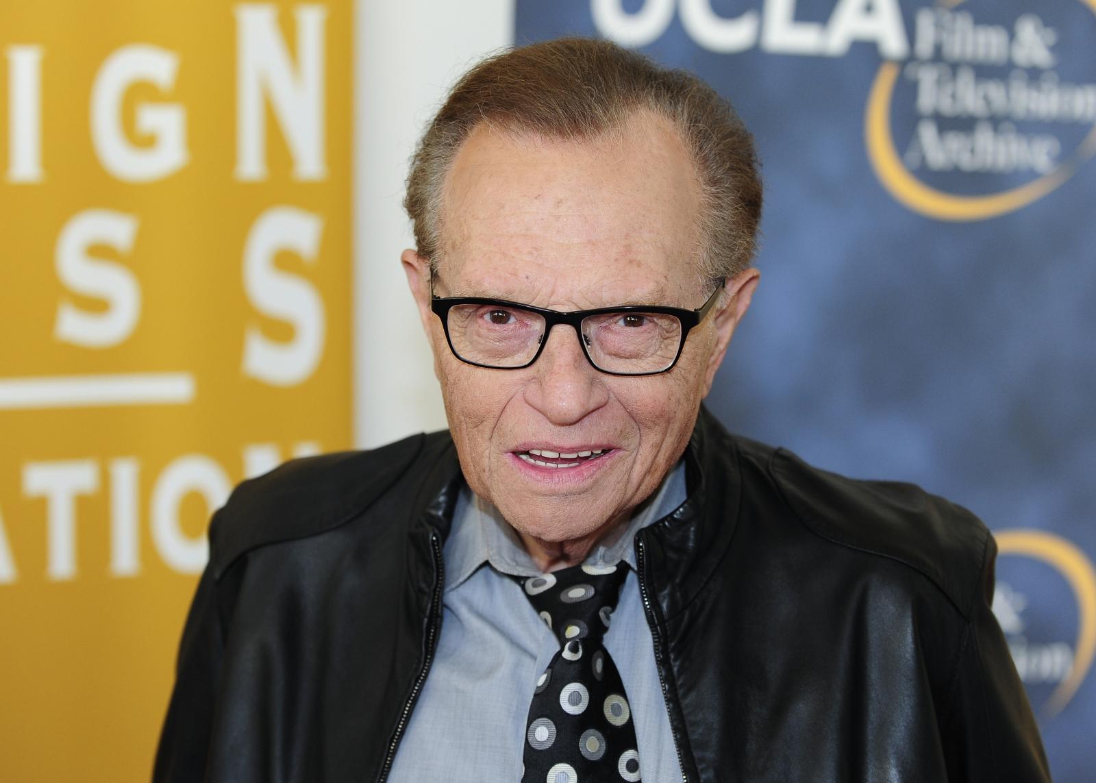 Larry King - Legendary TV Host
