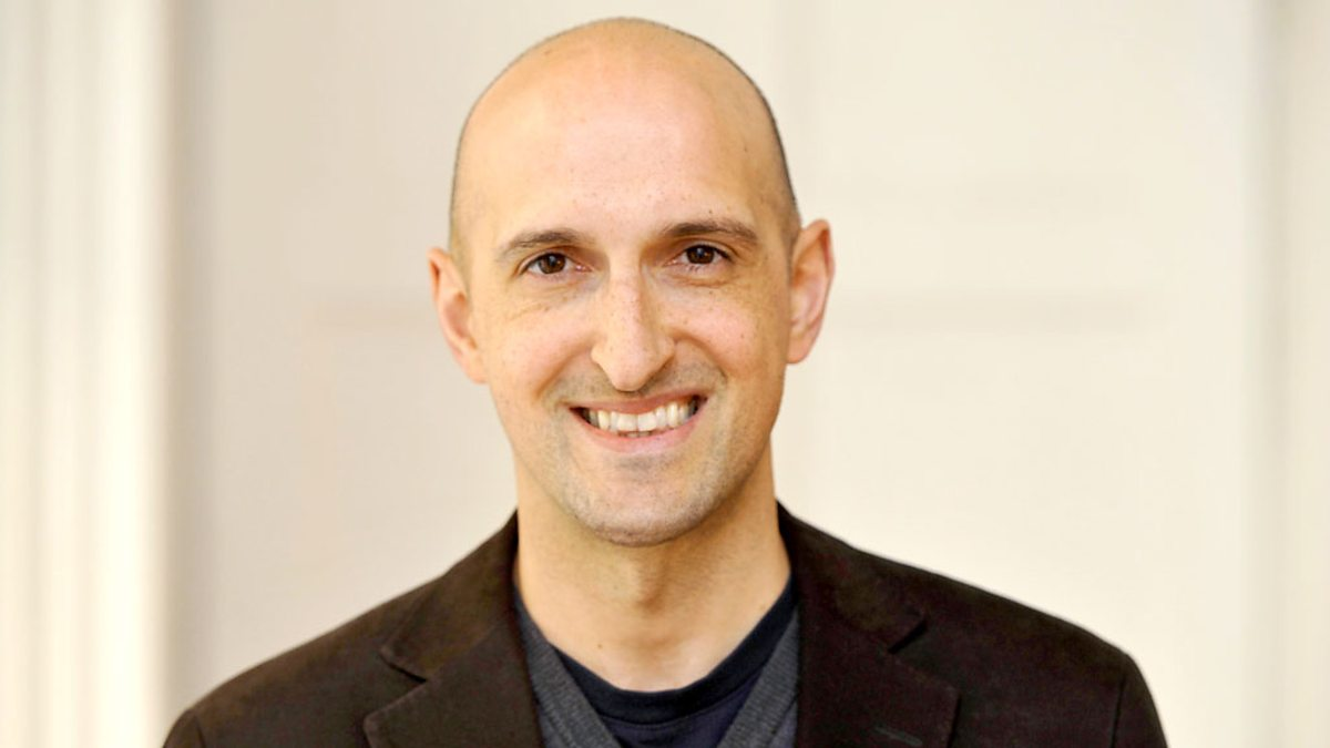 Matthew Syed - Former Table Tennis Athlete