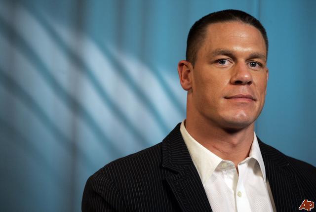 John Cena - WWE Athlete, Actor