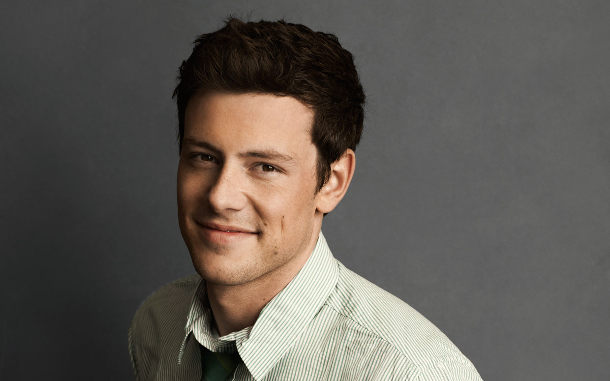 Cory Monteith - Actor