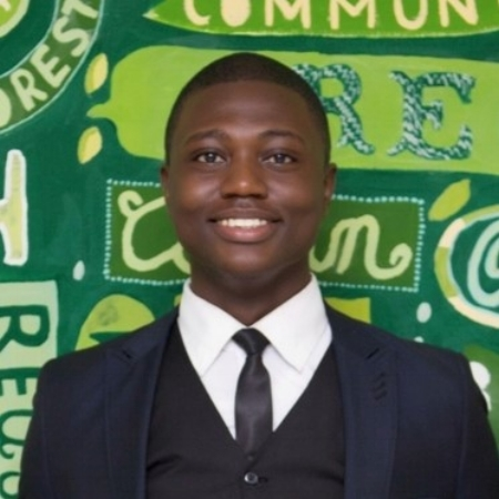 David Samson   Lagos, Nigeria   Student, University of Lagos   David is studying Civil and Environmental Engineering at the University of Lagos. He is particularly interested in the role of policy, within the Energy and Infrastructure Sectors, as a driver for Sustainable Development. David started his journey advocating for Environmentally Sustainable Waste Management Practices and later began to explore Education as a tool for Sustainable Development.