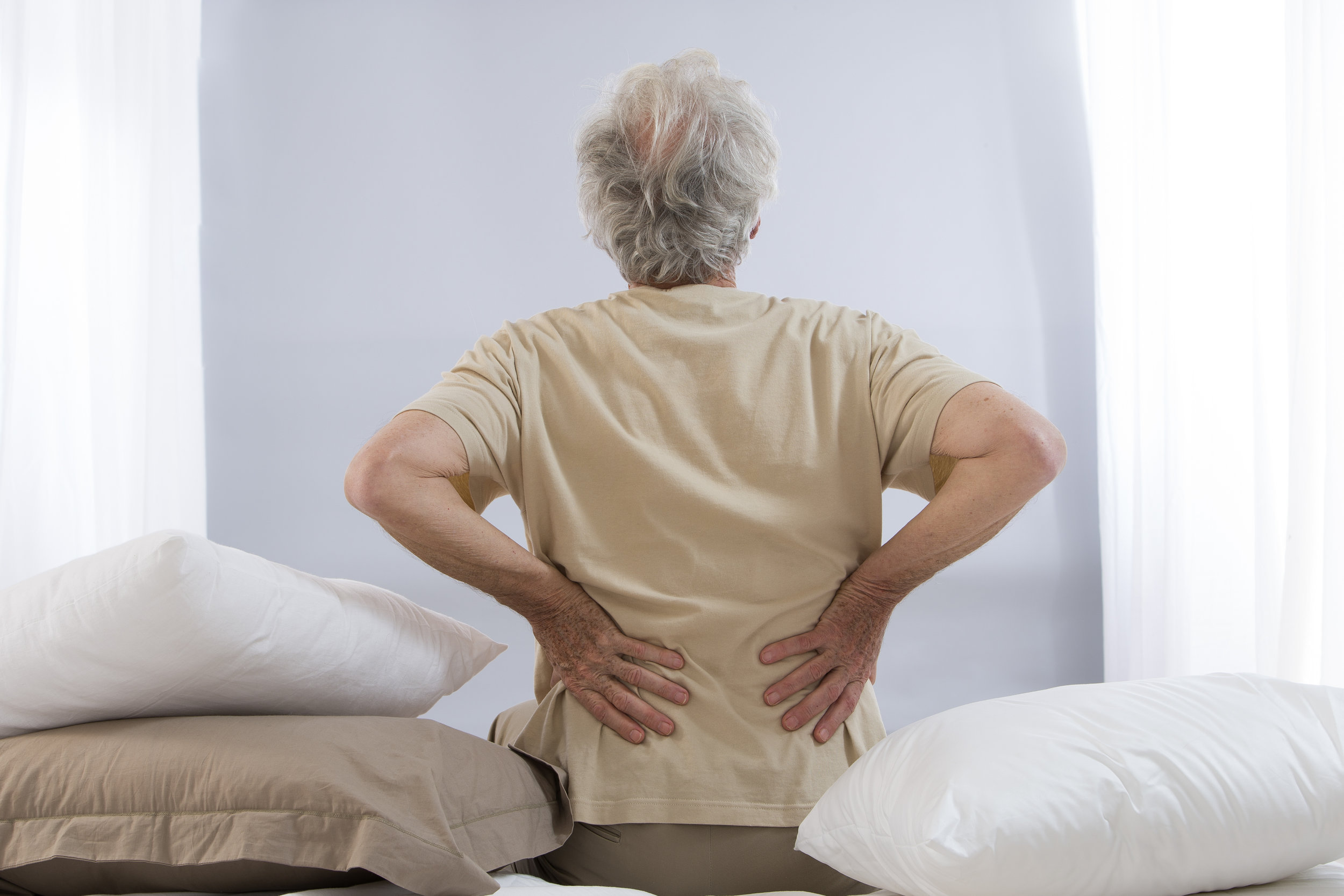 Revitalised Touch Aged care Massage
