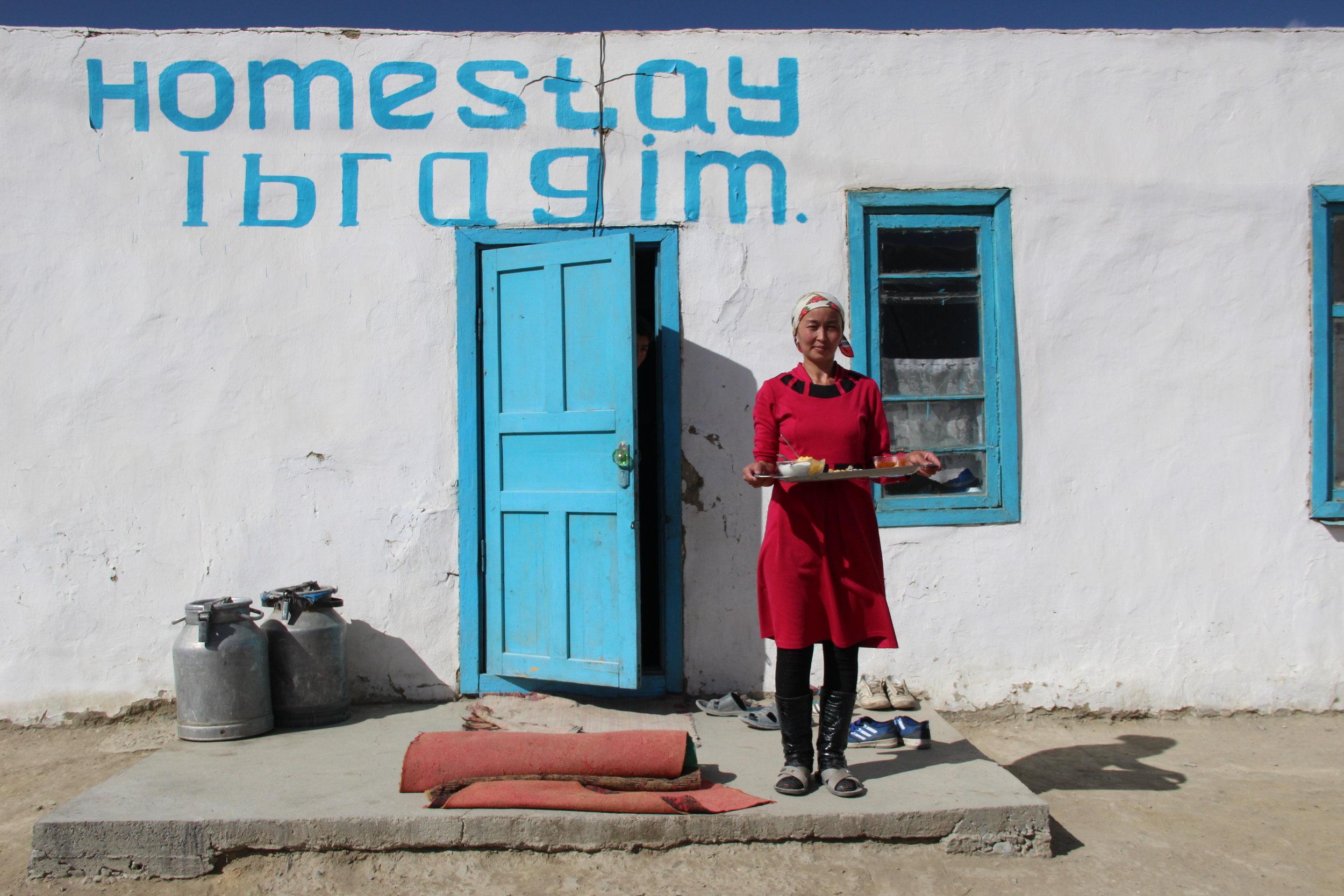 Ibragim Homestay