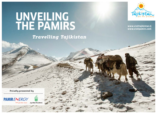Pamirs Visitor Guide (English)