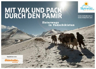Mit Yak Und Pack Durch Den Pamir (German)
