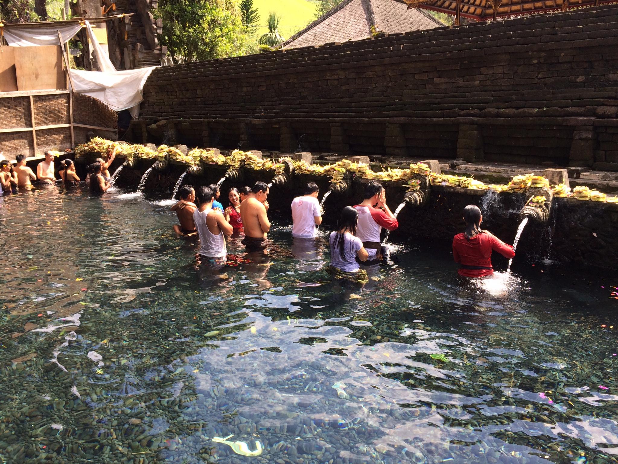 Baños Tirta Empul