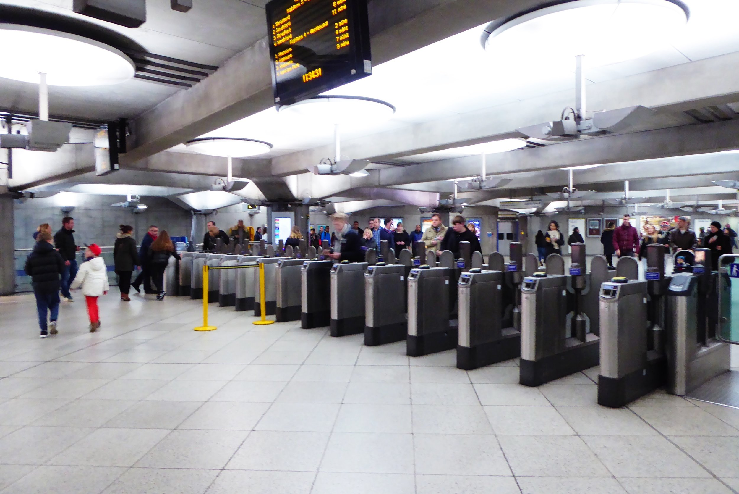 Estación de Metro Westminster