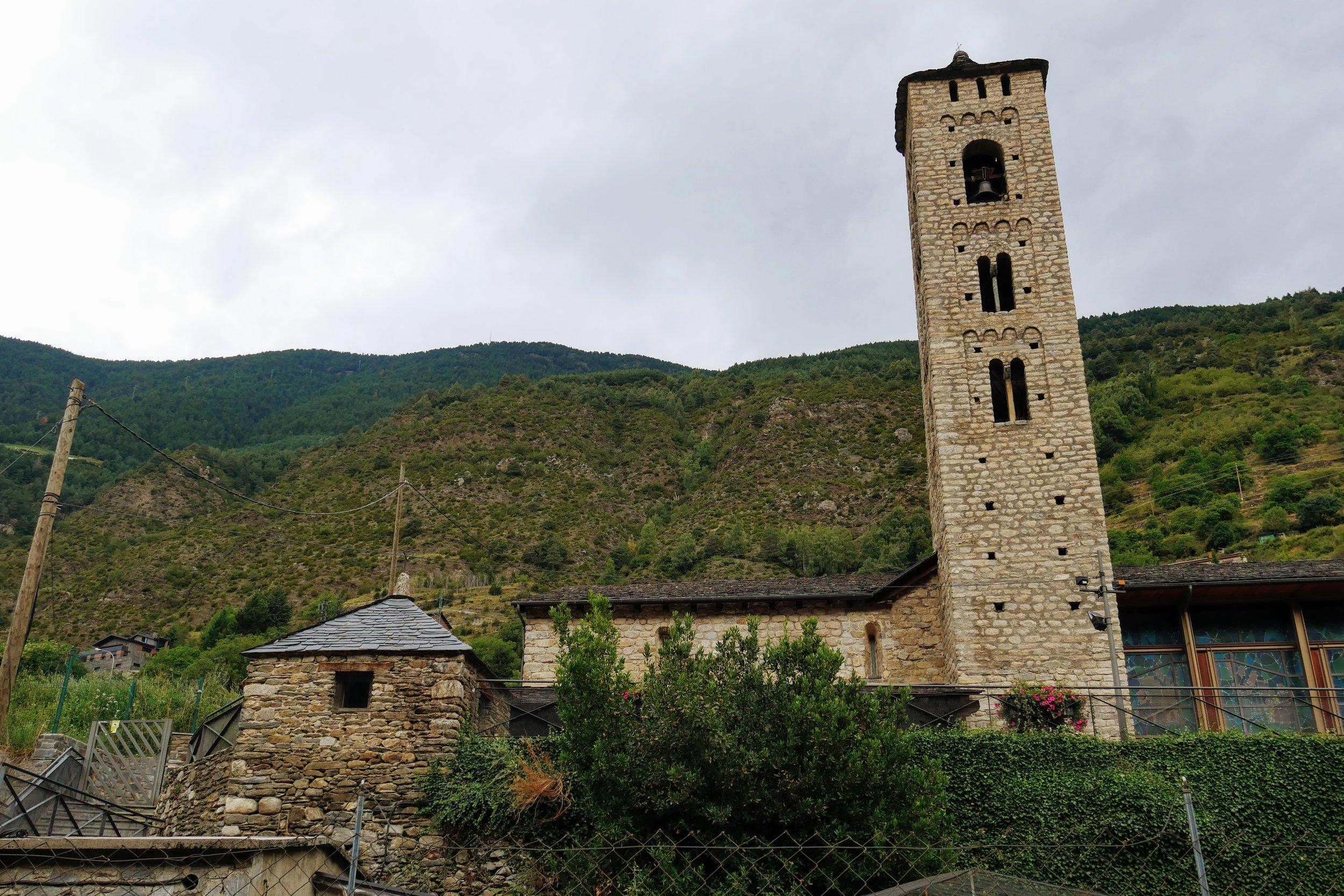 Santa Eulàlia d'Encamp