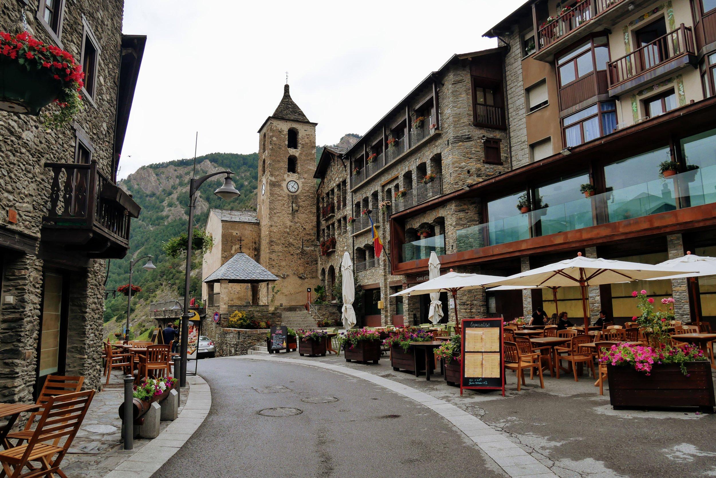 Sant Corneli i Sant Cebrià d'Ordino