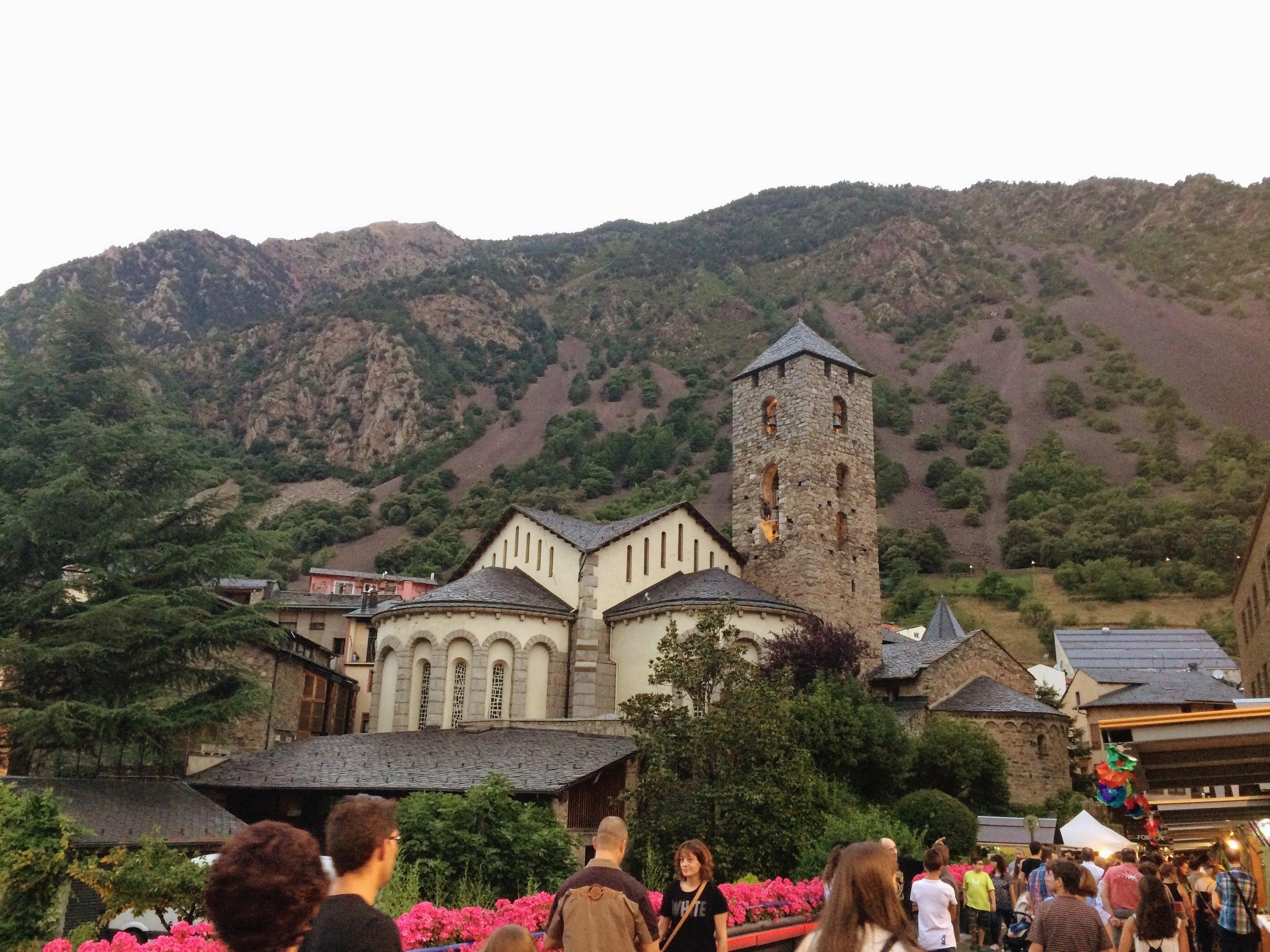 Sant Esteve d'Andorra la Vella