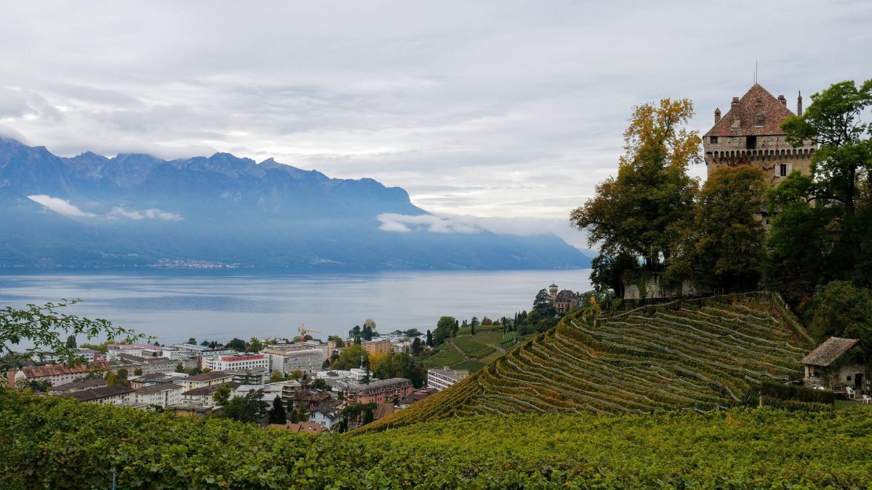 Ruta Suiza día 1 - Empieza el Viaje