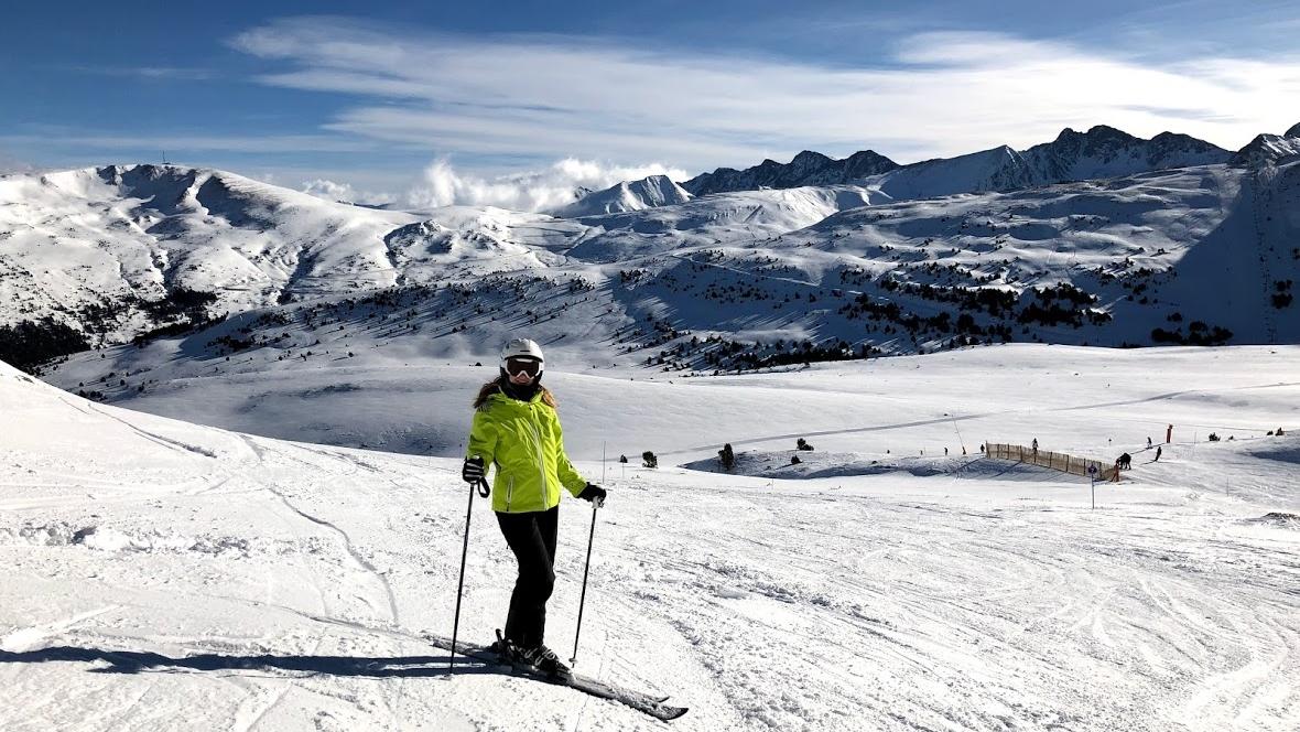 Grandvalira o Vall Nord - Travelhoics