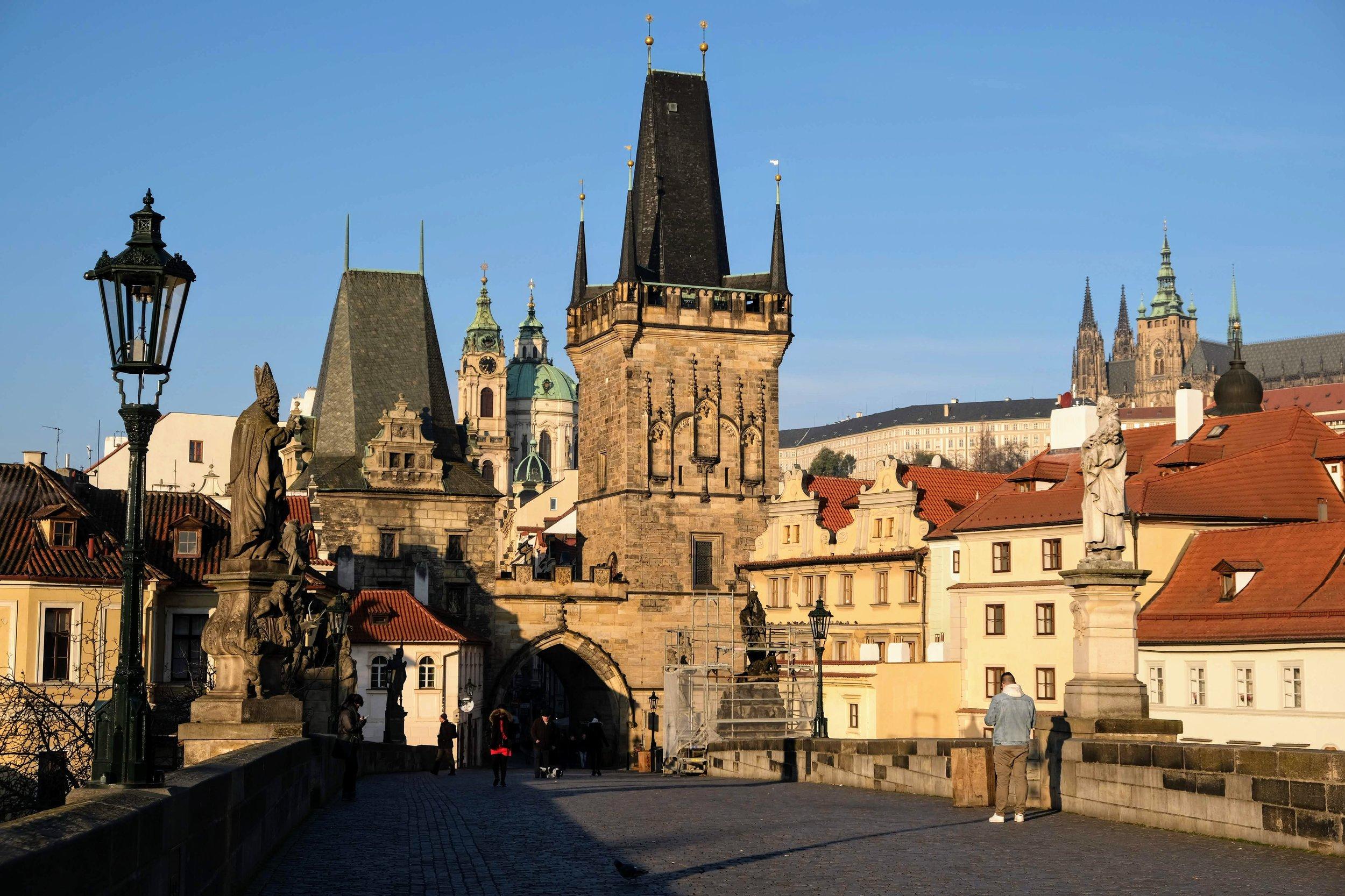 Dos Días en Praga