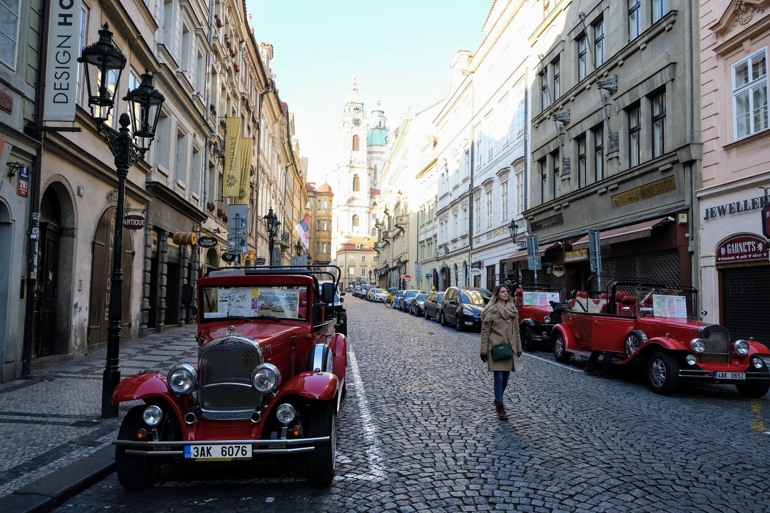 Barrio Barroco de Praga