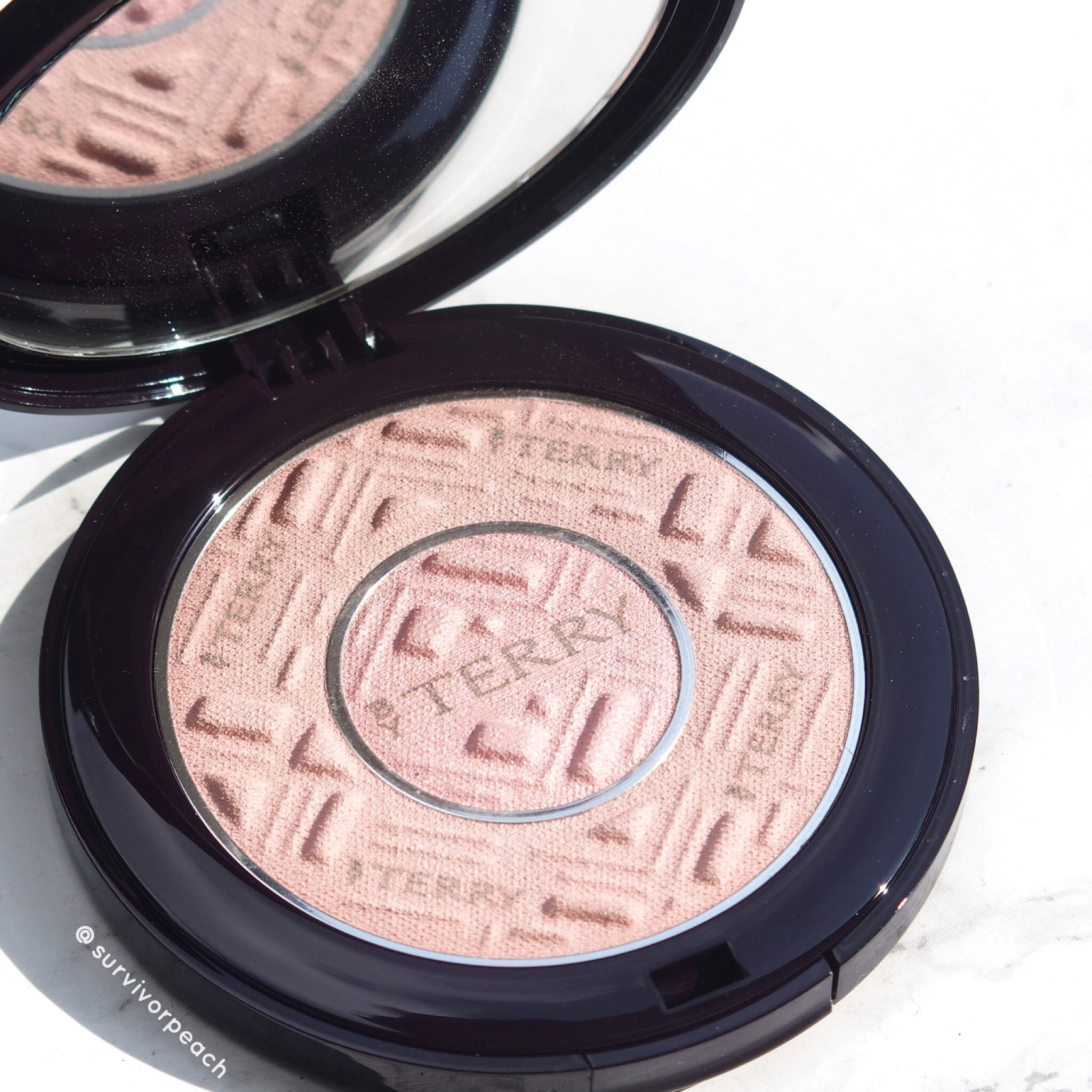 ByTerry Compact-Expert Dual Powder in Rosy Flush