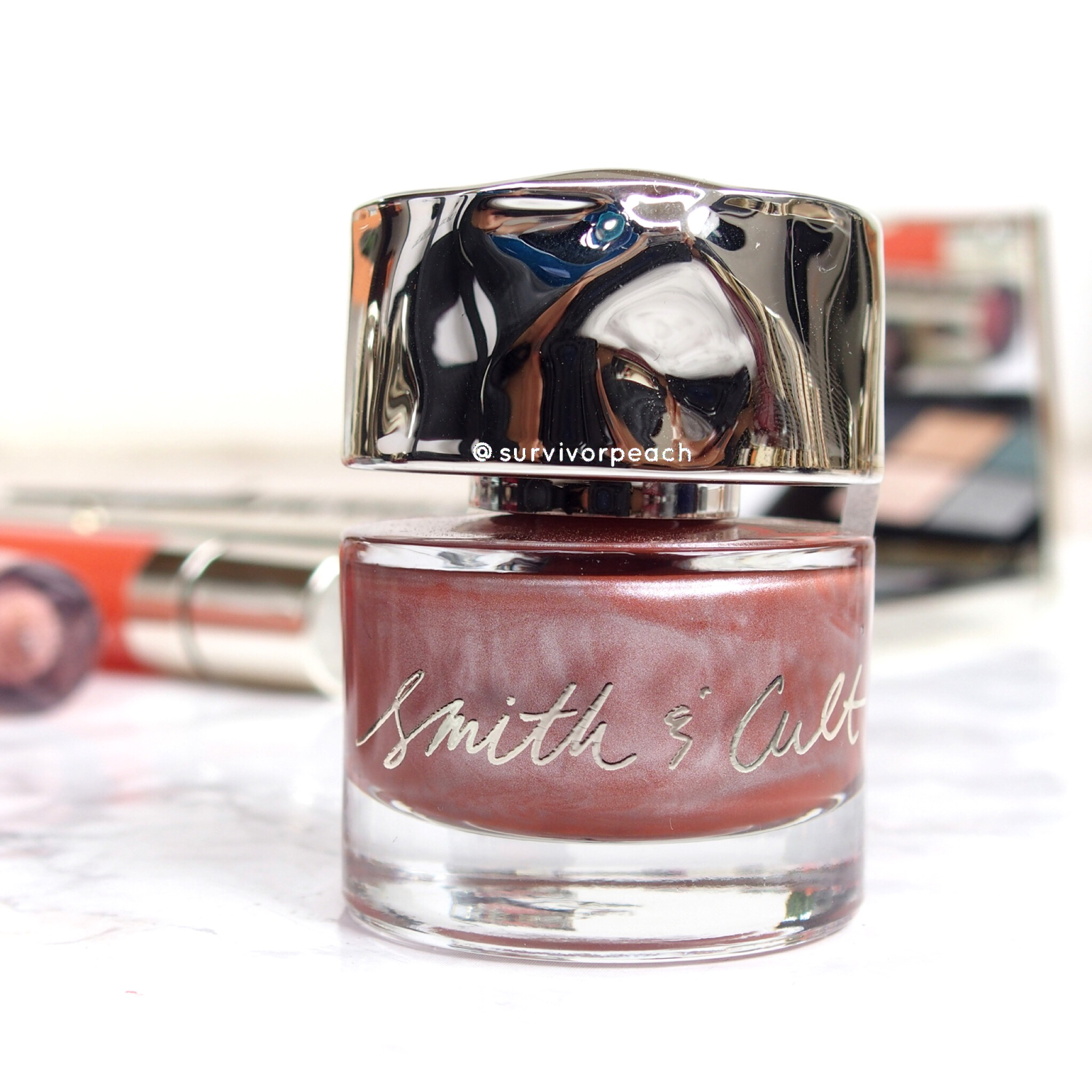Smith & Cult Nail Polish in Fosse Fingers