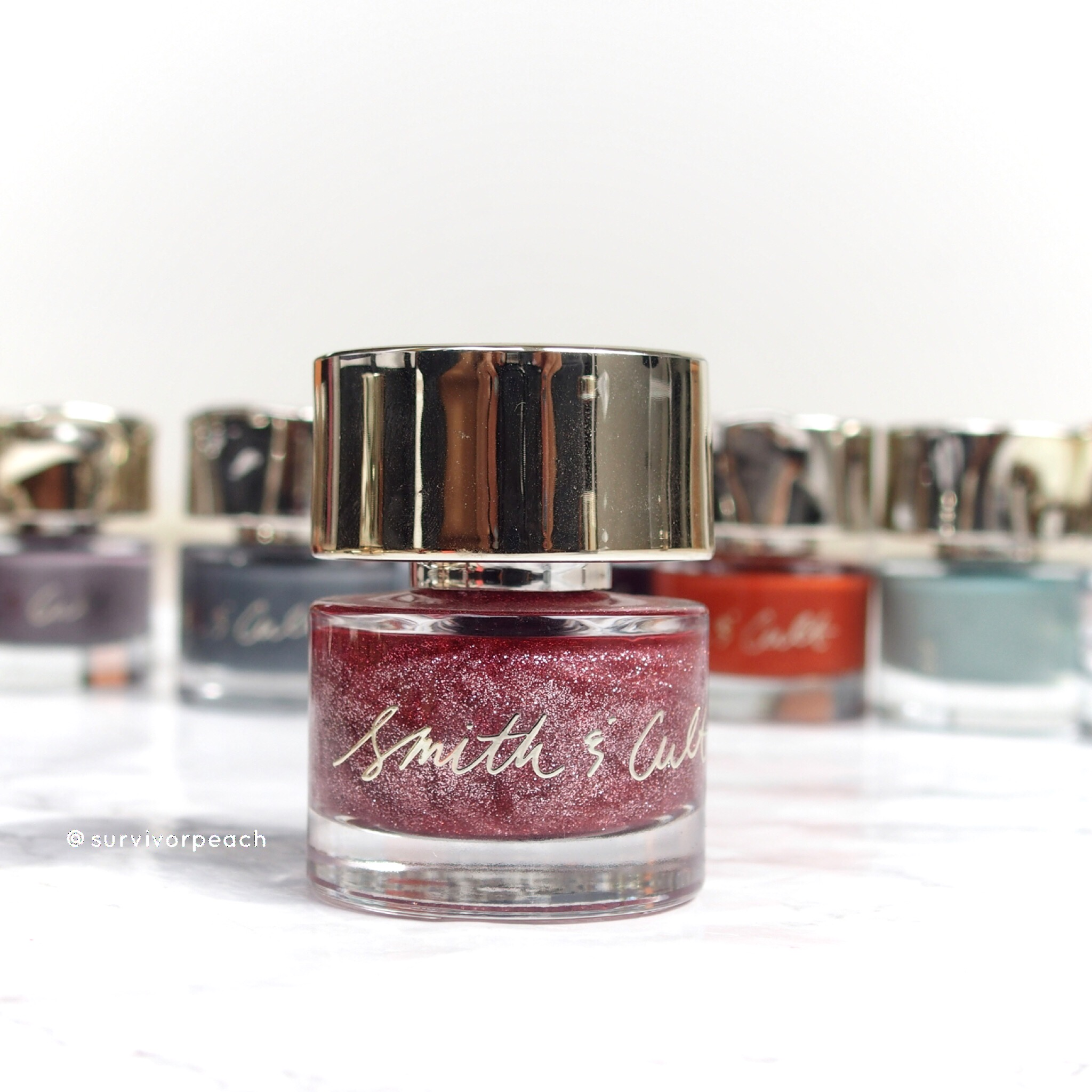 Smith & Cult Nail Polish in Gay Ponies Dancing in the Snow