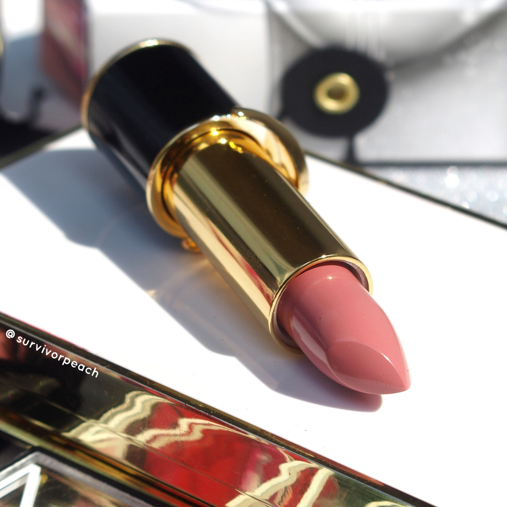 Pat McGrath Labs Luxe Trance Lipsticks in shade Sextrology