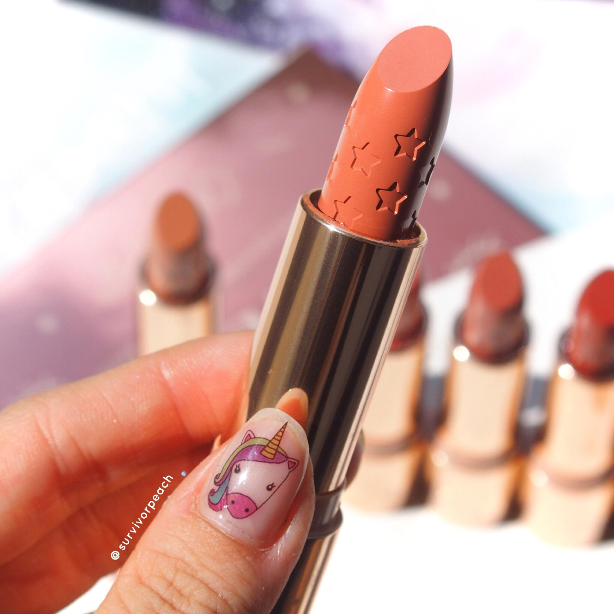 Colourpop Lux Lipsticks Appy