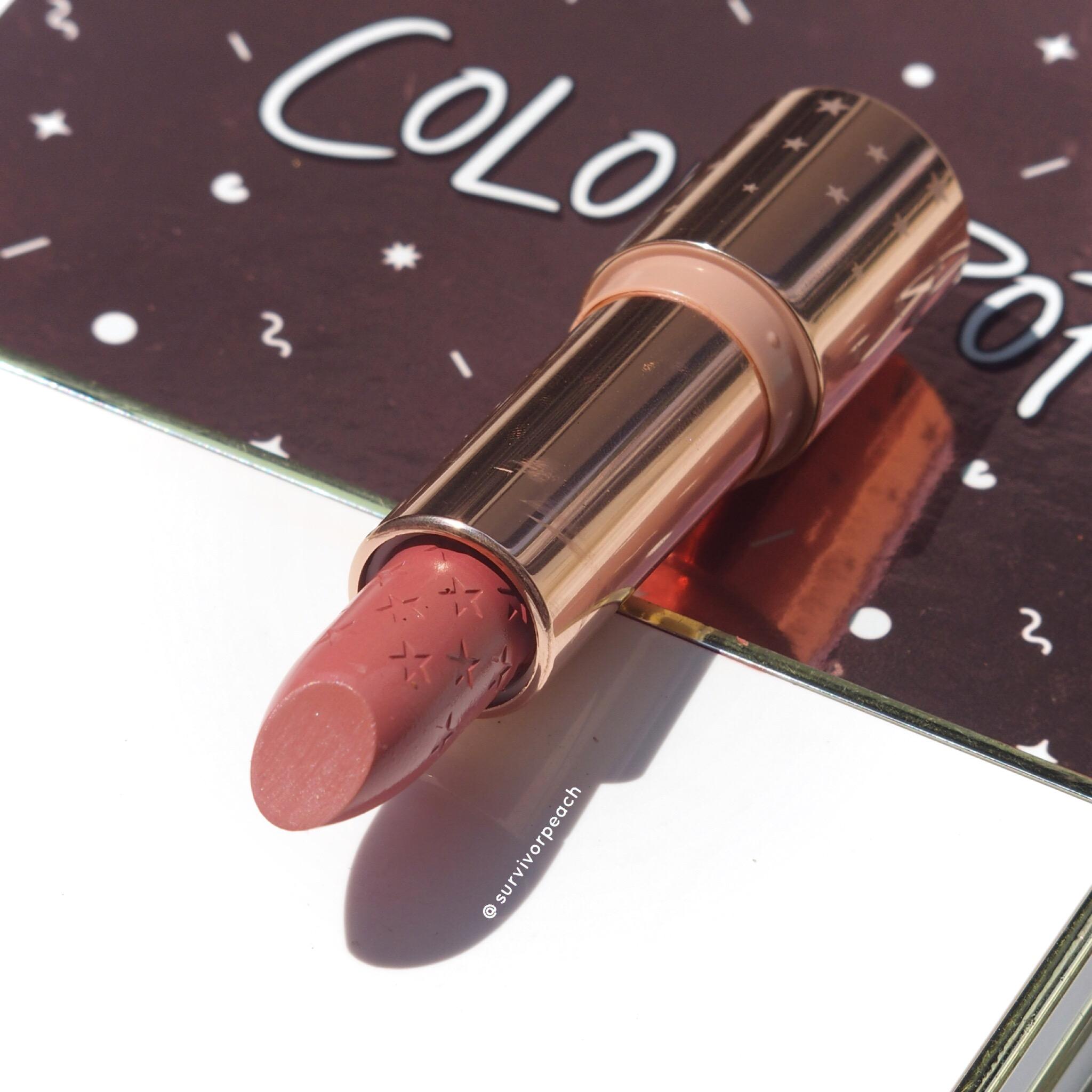 Colourpop Lux Lipsticks Lay Over