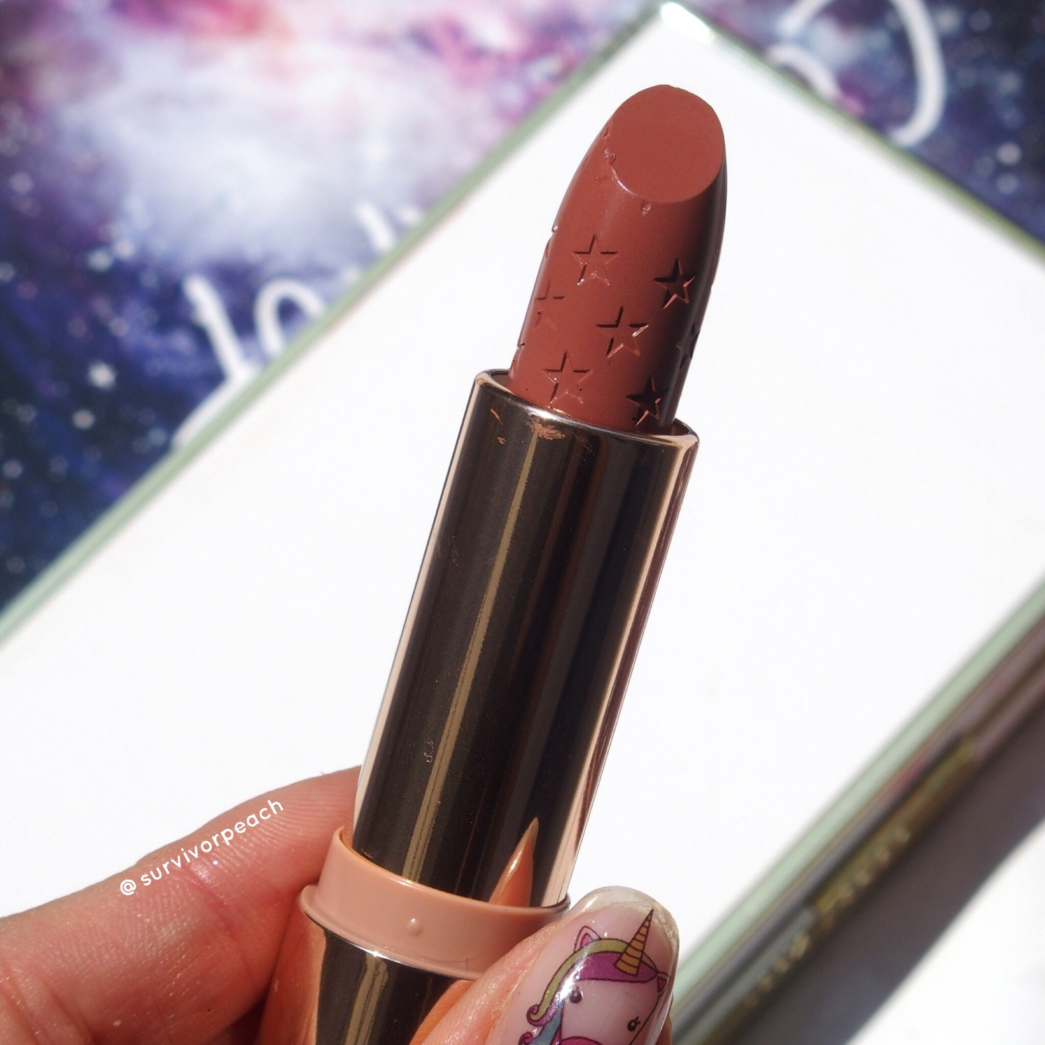 Colourpop Lux Lipsticks Lalady