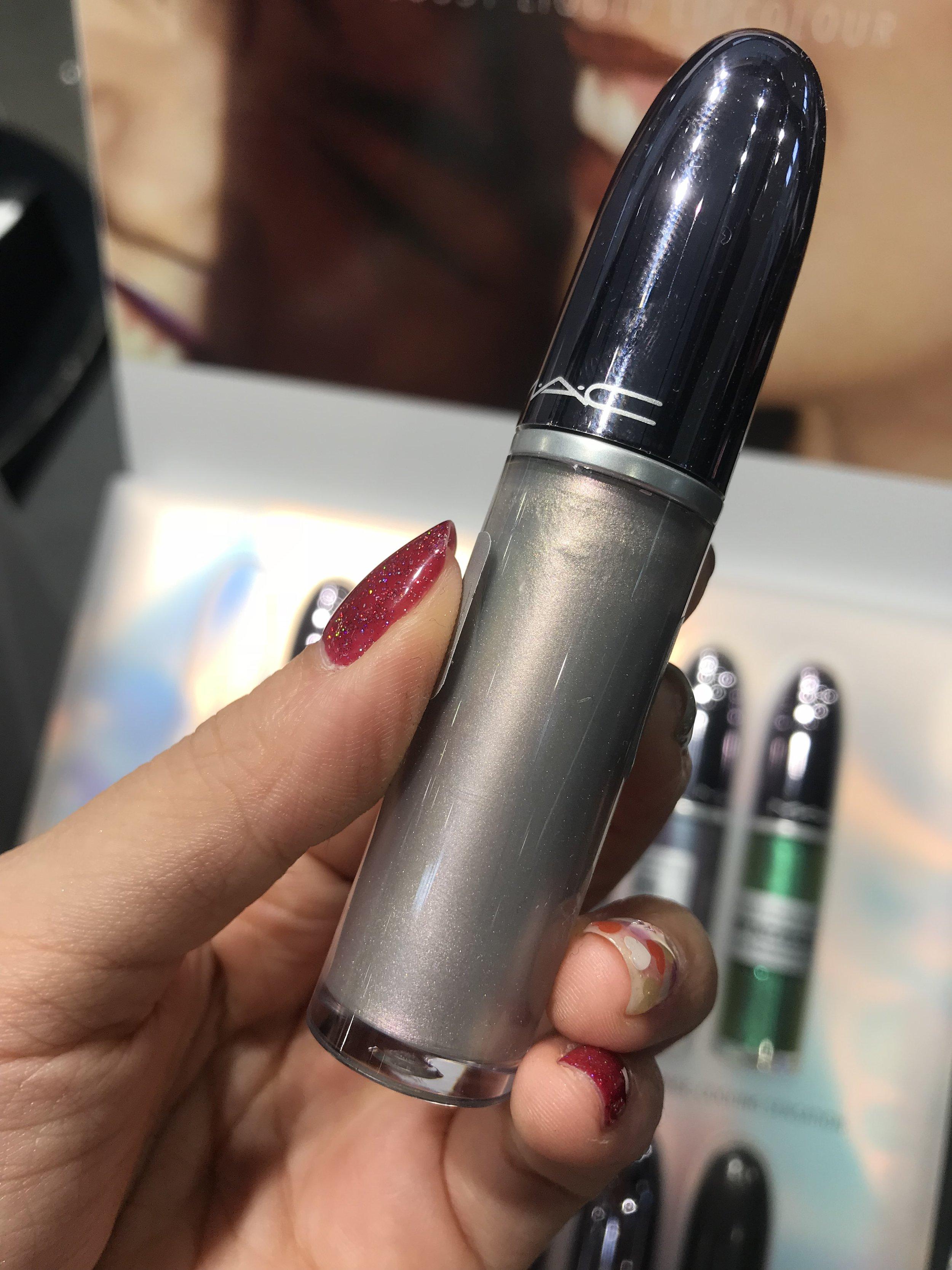 Mac Grand Illusion lipsticks Broken Halo