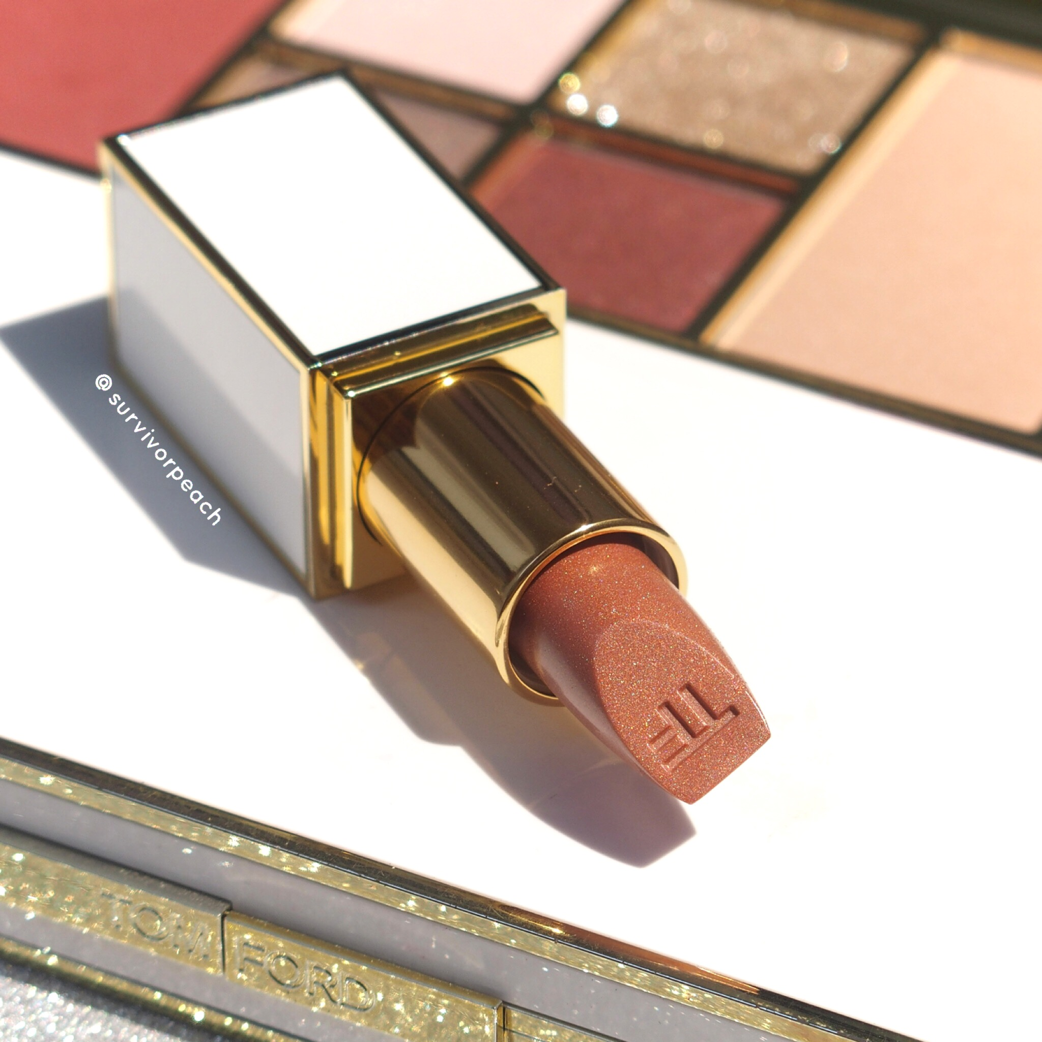 Tomford Lip Color SheerNudiste